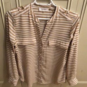 NWOT Calvin Klein Shirt
